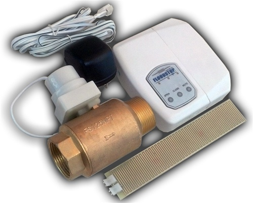 Floodstop For Water Heaters